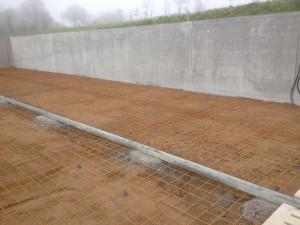 Terrassement et préparation de la maçonnerie dans les travaux publics